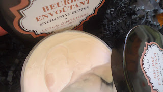 beurre envoûtant corps baija