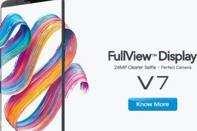 Spesifikasi dan Harga Vivo V7 Lengkap Terbaru