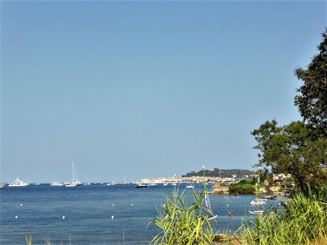 Saint Tropez, vista del puerto