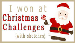 Christmas Challenges Sketch
