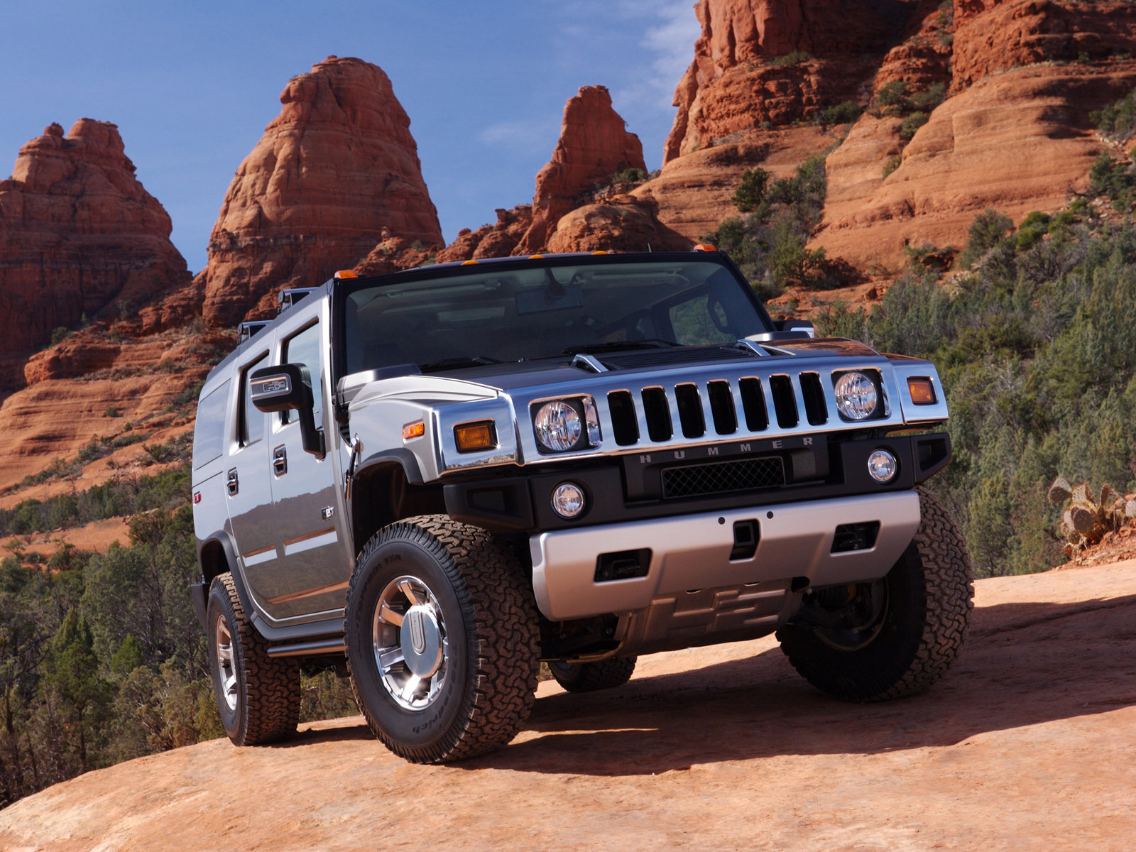 2008 Hummer H2 Truck Image collections Cars Wallpaper Free