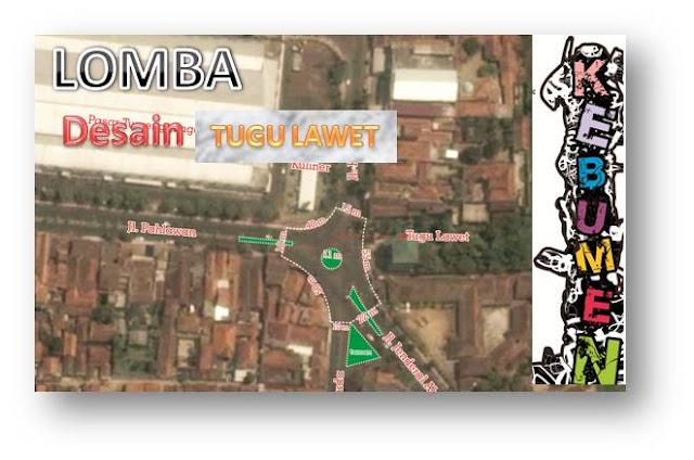 Lomba Desain Tugu Lawet, Pendaftaran s.d. 12 Desember 2016