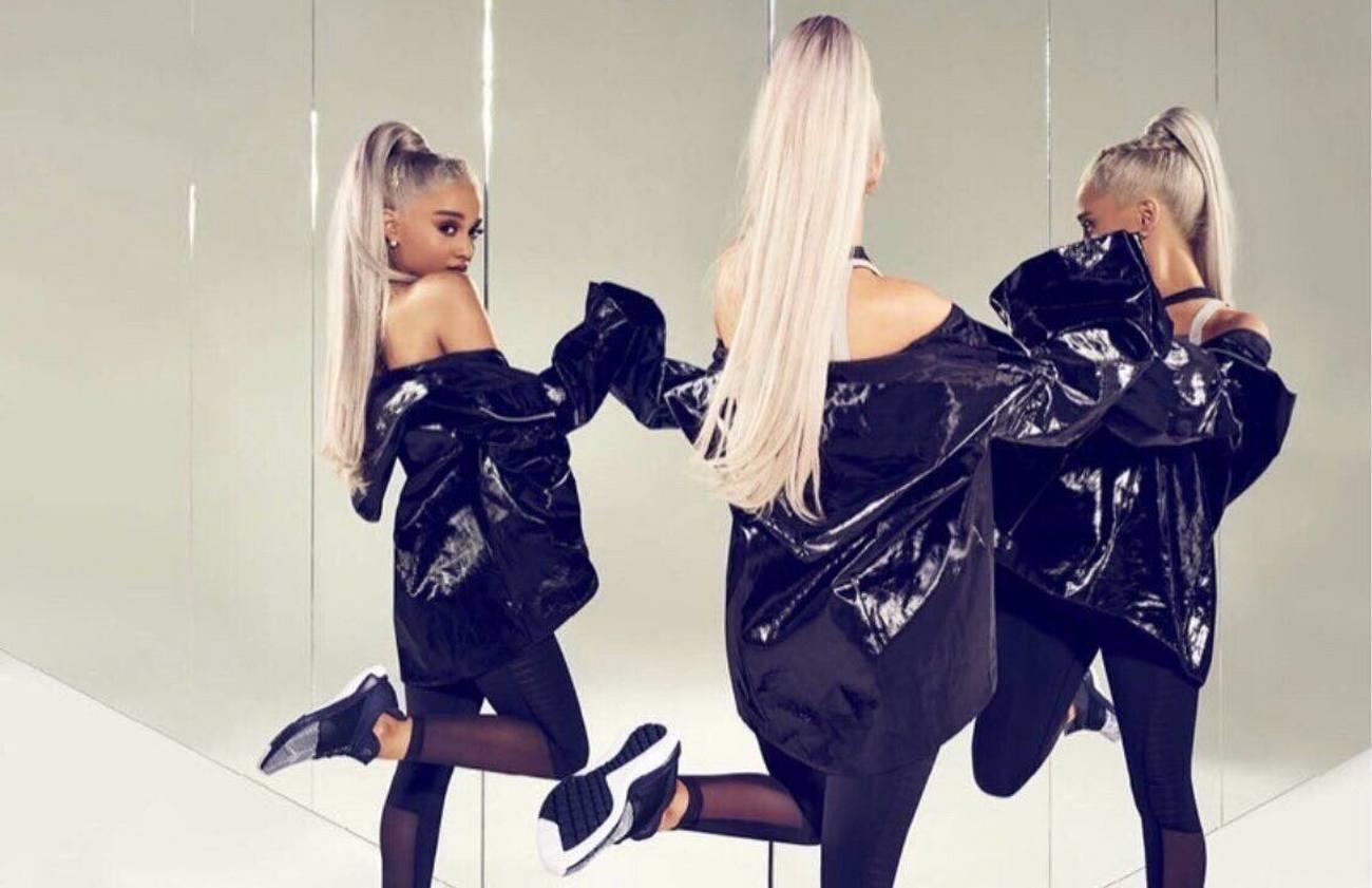Ariana Grande Rebook Spring Summer 2018 Campaign