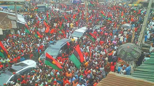 Biafra: IPOB Reacts To Ohanaeze's Position On Another Civil War