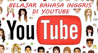 Belajar bahasa inggris di youtube