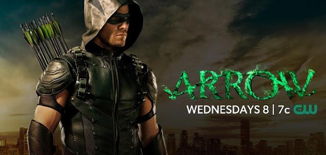 Arrow sezonul 4 episodul 12