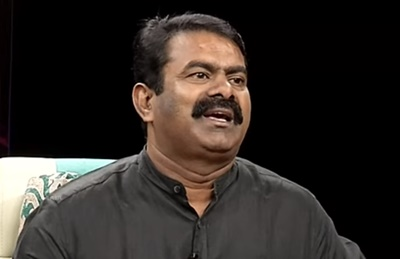 Interview with Seeman in News7 Tamil