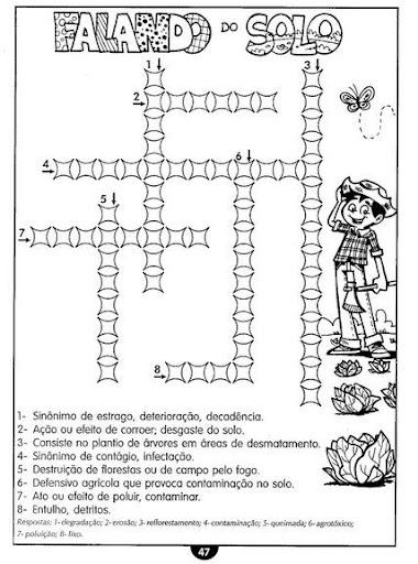 dia da conserva u00c7 u00c3o do solo atividades cartazes desenhos