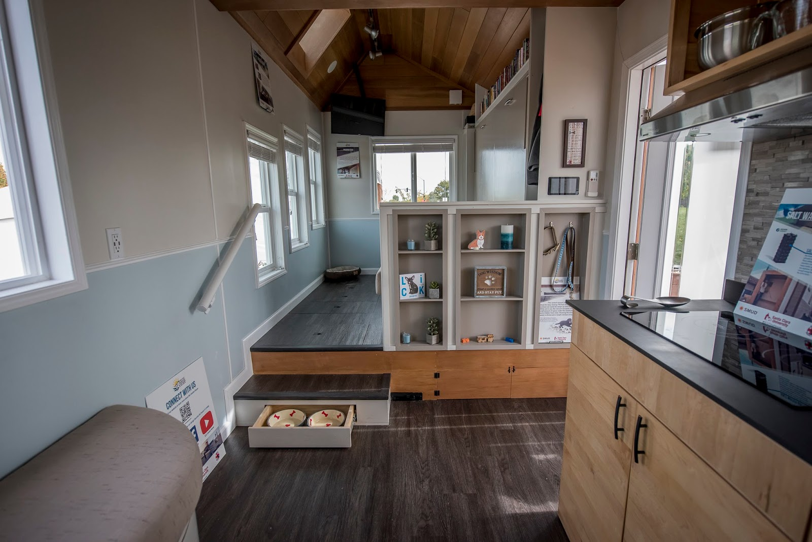 Tiny House Town Revolve House Off Grid Tiny House