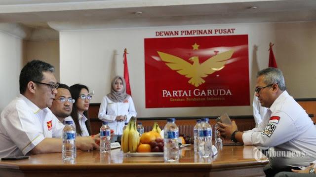 Partai Garuda Respon Pencapresan Rizal Ramli