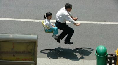 Fotografi Sepeda Tak Kasat Mata