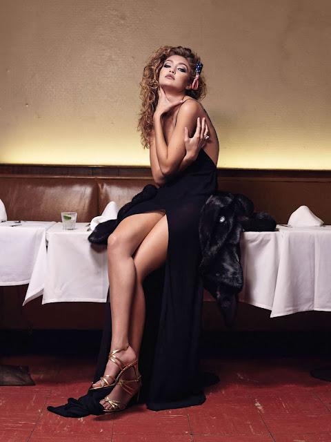 Gigi Hadid – Sante D'Orazio Photoshoot