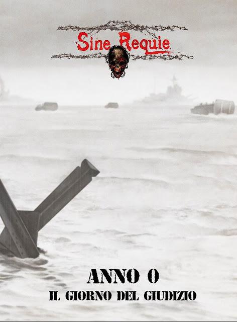 Sine Requie - Anno 0: il Giorno del Giudizio (cover)