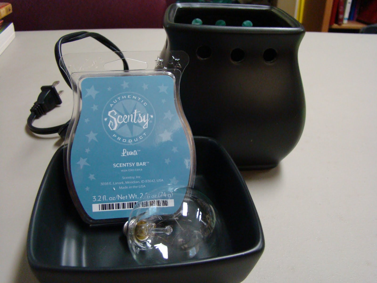 At The Fence Scentsy Warmer And Scentsy Bar Review