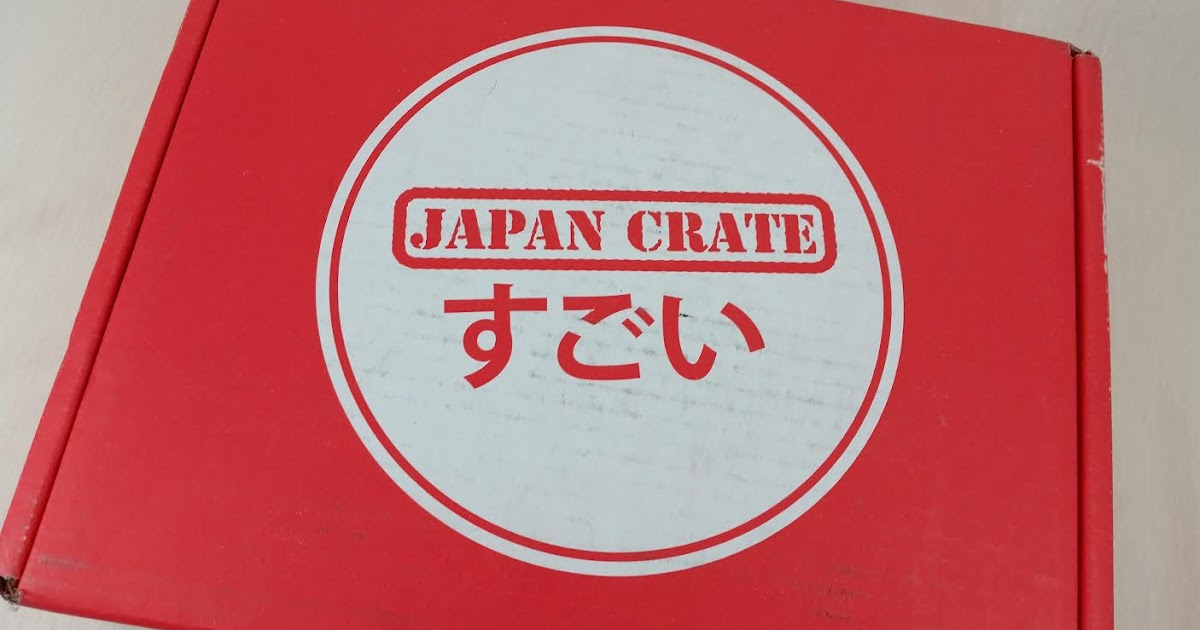 Japan crate coupon code