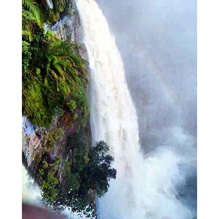 Bukti bahwa di kalbar memiliki air terjun tertinggi di dunia dan di Indonesia,air terjun nokan nayan 300 m,berada di kab sintang,kec ambalau,desa deme kalbar