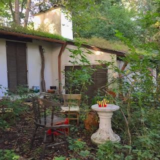 Wohnhaus von Janosch am Ammersee