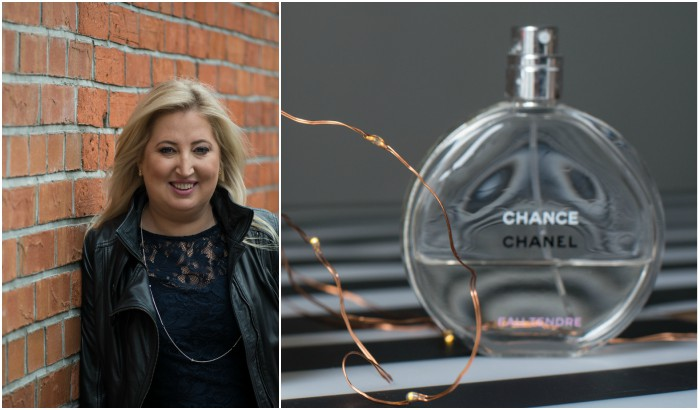Chanel Chance Eau de Tendre perfume review