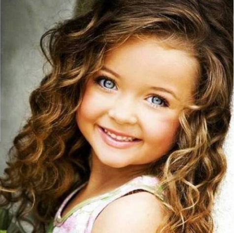 Stupendous Little Girls Coolest Hairstyles For 2016 2017 New Trends In Fashion Hairstyle Inspiration Daily Dogsangcom