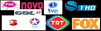 Turkey Arabic BeIN Sports Exyu Scandinavia Free