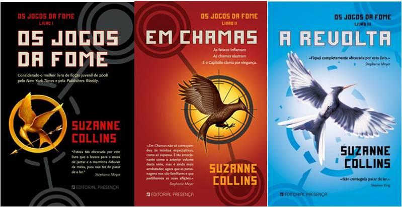 e055c8d9a3510 ... Suzanne Collins arrecadou quatro cêntimos (algo como três cêntimos por  cada euro), o Encruzilhadas resolveu comentar a trilogia d Os Jogos da Fome.