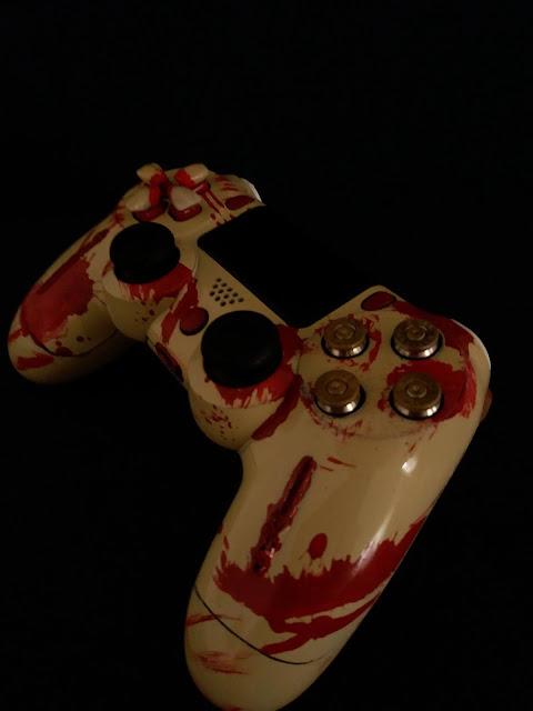 ¡No te pierdas este espectacular DualShock basado en Resident Evil!: dientes,dedos... 2