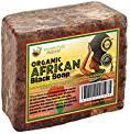 Wonderfully Natural Organic African Black Soap , 16 oz