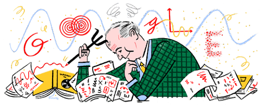 Google homenajea a Max Born