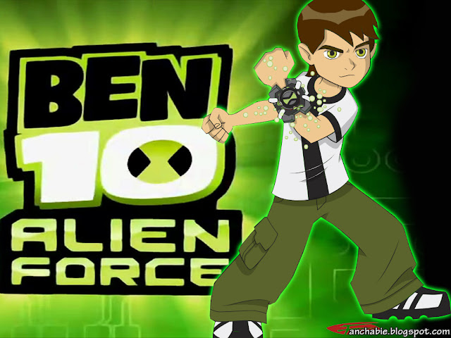 Ben 10  Alien Force Wallpapers