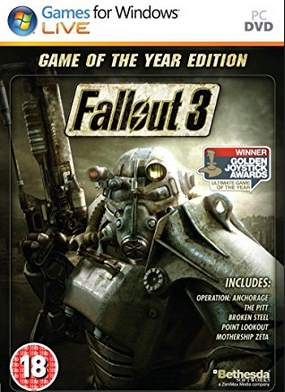 Descargar Fallout 3 Game of the Year Edition pc full español mega y google drive.