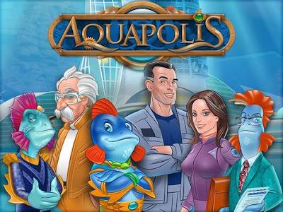 Aquapolis MOD APK (Unlimited Coins) Android v1.39.7 Offline