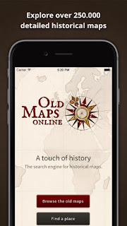 Old Maps: A touch of history v1.1.5 Full APK