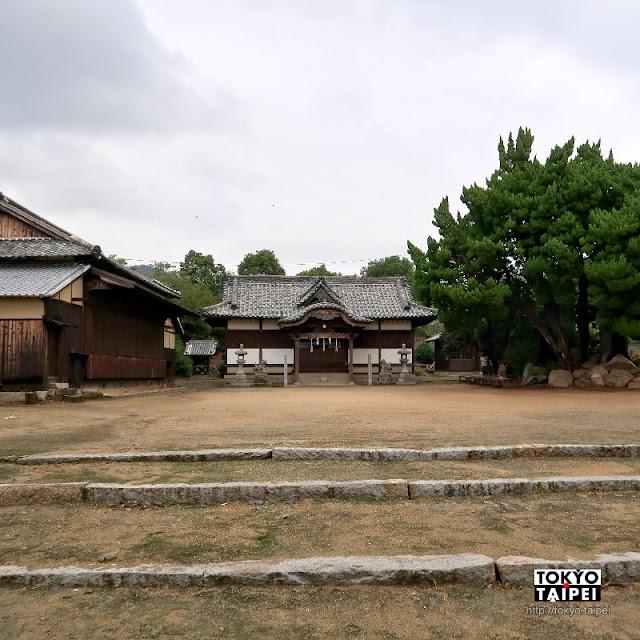 【木烏神社】石鳥居面向大海 見證輝煌歷史的古老神社