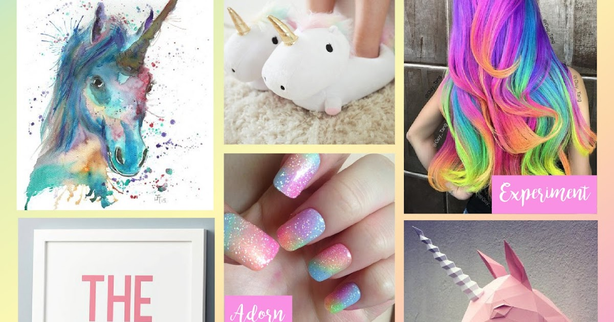 Chloetaylordesign: Lifestyle Trend Flash: Unicorns