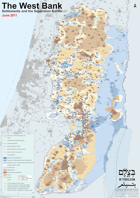 Trump Was Just Asked About Anti-Semitism In The US. His Answer Is Embarassing 2011mapwestbank10mg