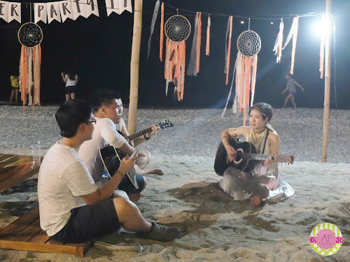 Jamming Sessions with Gala, JC, George and Louie