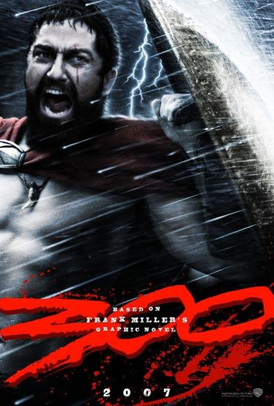 The 300 Spartans movie