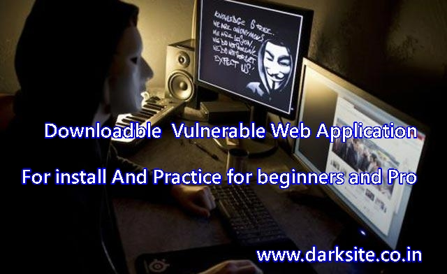 Hacking practice vulnerable
