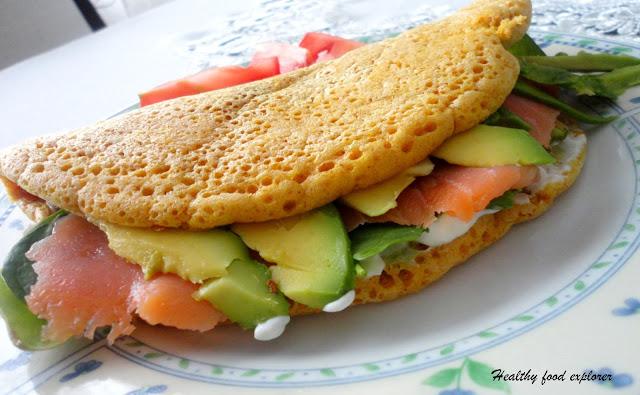 Śniadanie białkowo - tłuszczowy