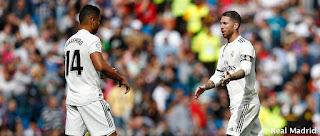 Ramos y Casemiro de record en la Liga