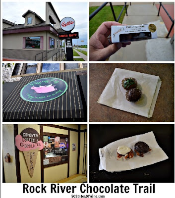 Rock River Chocolate Trail
