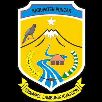 Logo Kabupaten Puncak PNG