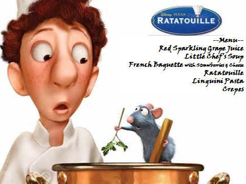 Once Upon A Happily Ever After Ratatouille