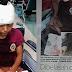 Pelajar rambut 'blonde' nafi pijak kepala mangsa sampai 'bocor'