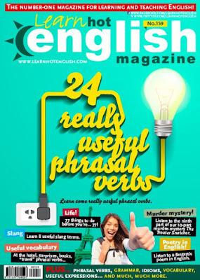 Hot English Magazine - Number 159