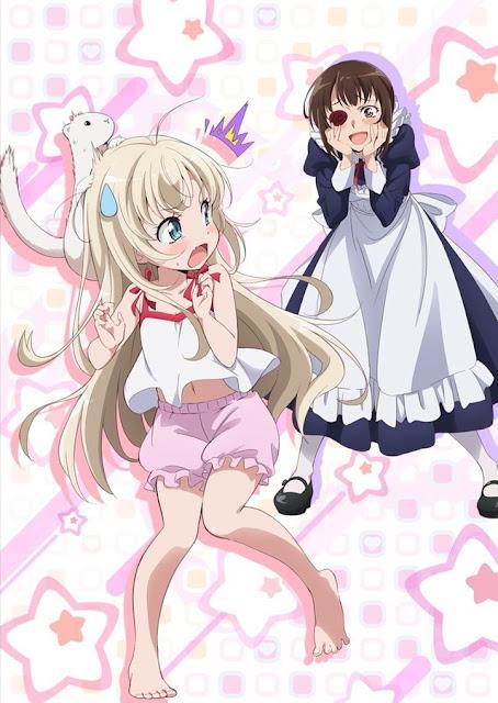 """Anunciada adaptación anime para """"Uchi no Maid ga Uzasugiru!"""" de Kanko Nakamura"""