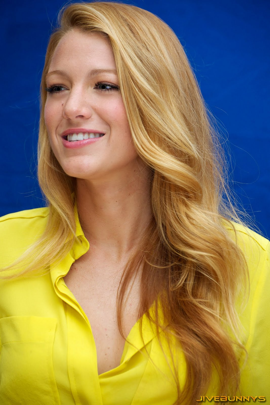Blake Lively Has Stopped Coloring Her Hair   Hollywood