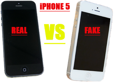 Cara Membedakan iPhone 5 Asli dan Palsu
