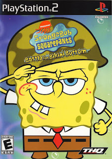 Download SpongeBob SquarePants Battle for Bikini Bottom PCSX2 ROM PC Games & Android Game Full Version ZGASPC