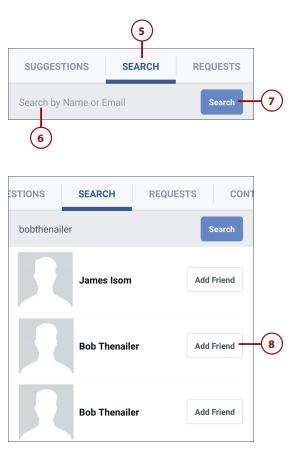 Find New Friends Facebook - Jason-Queally